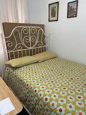 Collect Bundoora 😀 Bed Ikea WROUGHT IRON White Girls Bedroom DOUBLE
