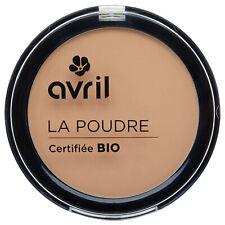 Poudre Compacte Nude Teint Unifié Naturel Certifiée Bio Vegan Cosmétique AVRI