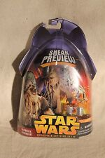 Star Wars Revenge of the Sith Wookie Warrior Sneak Preview New 3 of 4