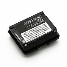 FNB-80Li Battery for YAESU VERTEX VX-5R VX-6R VX-7R VXA-710 HX-471S