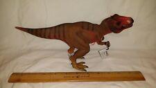 Schleich Tyrannosaurus T-Rex Red Exclusive Jurassic Dinosaur Figure Tags # 72068
