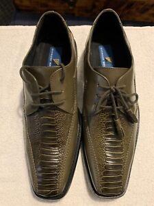 Giorgio Brutini Men's Dress Shoes ~ 8.5M ~ Brand New ~ Free Ship!