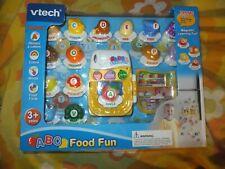 NEW- VTECH ABC FOOD FUN FRIDGE MAGNET SET - COMPLETE W/26 LETTERS