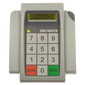 Genovation MiniTerm 905 12-Key Membrane Number Keypad