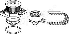 Timing Belt Kit + Water Pump Fits Seat Cordoba Arosa VW Vento 1.4-1.6L 1991-2004