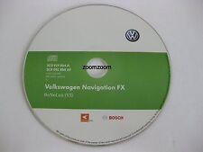 Original VW RNS 310 Bosch navigation CD FX V3 2011 BeNeLux SEAT SKODA V4 2012