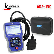 OTC 3111PRO OBD II Scan Tool Car Truck Scanner CAN, ABS,SRS Trilingual OBD2 Scan
