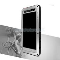 Lovemei Heavy Duty Aluminum Case w/Gorilla Glass for Sony Xperia Z2 Z3 Z4 Z5 T2