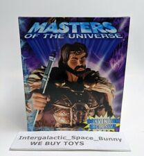 Masters Of The Universe 200X King Randor NECA Statue Convention Exclusive Sealed