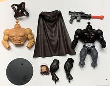 MOTU Origins WWE Marvel Legends DC Parts Lot Custom Figures Fodder