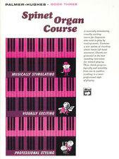 Palmer-Hughes espineta órgano Curso. BK 3; Palmer, Bill & Hughes, Ed. - 103