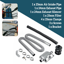 For Ebespacher Diesel Heater Air Filter Exhaust Silencer Muffler Pipe Bracket