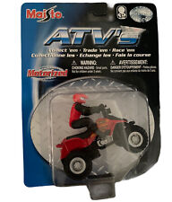 MAISTO ATVs MOTORIZED 250 Racer NEW IN PACKAGE