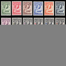 Mint Hinged Bechuanaland Colony Stamps (Pre-1966)