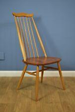 Mid Century retro Ercol Goldsmith chaise salle à manger modèle 369 Excellent 1960 S