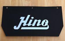 NEW Genuine Hino Front Mud flap mudflap 1984-1992 FD FE FF GC SG   Vintage