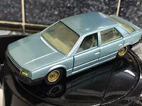 Solido 1/43 Renault 25 1983 Blue Metallic  Near Mint Diecast