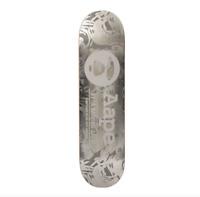 AAPE by A BATHING APE Skate Deck Skateboard Bape Camo Chrome Silver Rare Limited