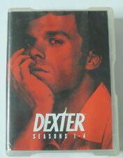 Brand New! Dexter Seasons 1-4 - DVD Set Jumbo Pack