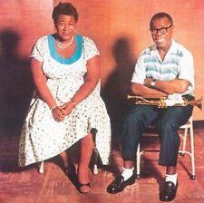 Ella Fitzgerald Ella and Louis Louis Armstrong