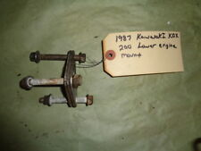1986,87,88 Kawasaki KDX 200 OEM Lower Engine Mount with Hardware