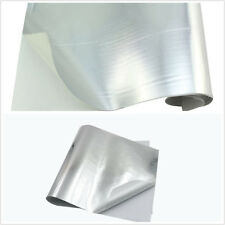 Aluminum-Fiberglass w/ Adhesive Layer Heat Shield Car Motorcycle Exhaust Engine