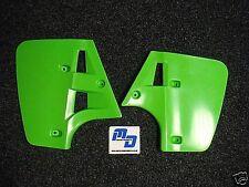 Kawasaki KX 500 1987 UFO Green Radiator covers