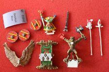 Games Workshop Warhammer Fantasy Empire War Altar Metal Figure Set OOP 1990s GW
