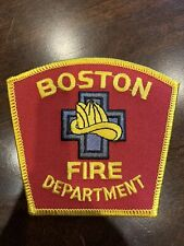 MASSACHUSETTS - Boston Fire Department patch
