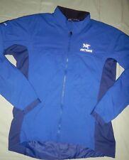 Arc'teryx Atom LT Jacket Size Large L Rigal Blue $239 Corporate Logo
