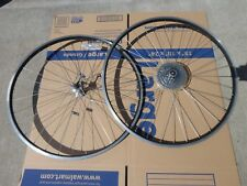 BICYCLE CYCLING ALEXRIMS REAR AND FRONT SHIMANO FH-RM40-8 8S SRAM 5.0