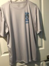 Men's Gray Fitness Workout Shirt Size Large Hofbrau House