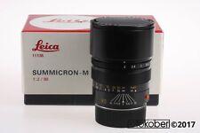 LEICA M Summicron-M 90mm f/2,0 - SNr: 3298683