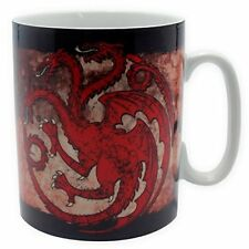 ABYstyle Game of Thrones Targaryen Fire and Blood Mug (BRAND NEW & OFFICIAL)