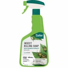 Safer 32 Oz. Ready To Use Trigger Spray Insecticidal Soap Insect Killer 5110-6