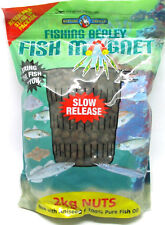 Fish Magnet Fishing Berley 2kg slow release with aniseed and pure fish oil