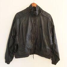 Nike Supreme Court Vintage Jacket Black Windbreaker Drawstring
