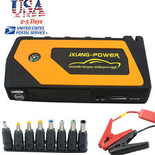 Portable 69800mAh Car SUV Jump Starter Pack Booster Charger Battery Power Bank