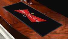 FATHERS DAY RED LABEL BLACK BAR RUNNER GREAT GIFT IDEA L&S PRINTS PRESENT