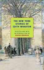 New York Review Books Classics: The New York Stories of Edith Wharton by...
