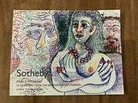 Sothebys Catalog of The Berggruen Sketchbook Pablo Picasso 26 Drawings 2005