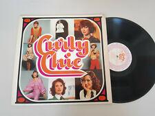 LP VA Georgy-Engelhardt / Doldinger - Curly Chic (12 Song) WELLA