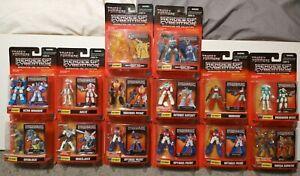 Transformers Heroes of Cybertron Gen 1 PVC figure lot of 14 Autobots - MOC!
