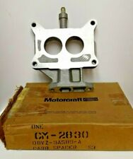 NOS Ford Lincoln Mercury Carburetor Spacer EGR Plate CM2830 D8VZ-9A589-A