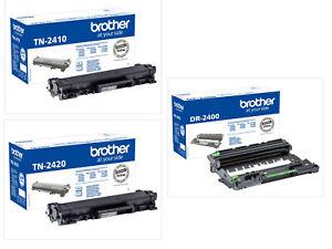 Original BROTHER TONER TN-2410 TN-2420  DR-2400 DCP-L2510 D DCP-L2530 DW