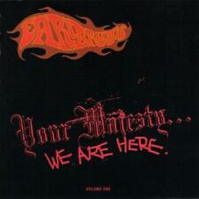 Earl Brutus - Your Majesty...We Are Here (NEW 2CD)