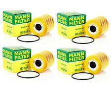 Set Of 4 Oil Filters For Volvo S40 S60 C70 Xc70 Xc90 V70 V40 Mann New Fits Volvo