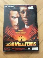 PC The Sum of all Fears (New & Sealed)