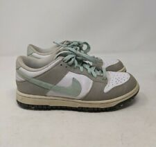 Nike Dunk NG Low Golf Cleats Shoes Women's Size 7/Mens 5.5 Grey Mint 483907-100