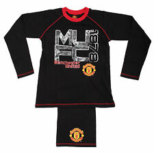 Manchester United Pyjama Set Nightwear (2-16 Years) for Boys